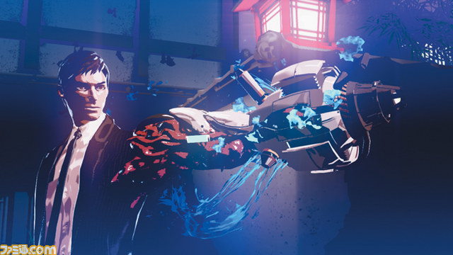 killer is dead personnages